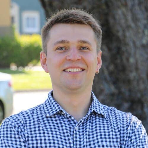 Taras Melnychenko. Co-Founder, CMO of the CODER company